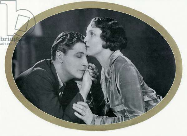 Benita Hume and Ivor Novello in Symphony in Two Flats