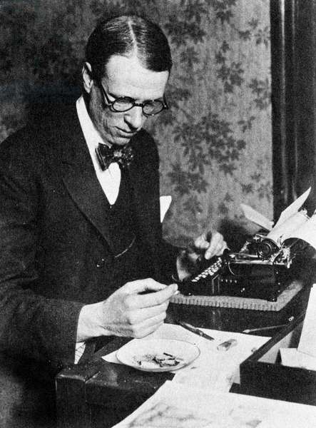 Sinclair Lewis, c. early 1930s