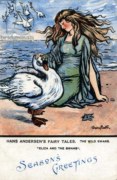 'The Wild Swans' by Hans Christian Andersen