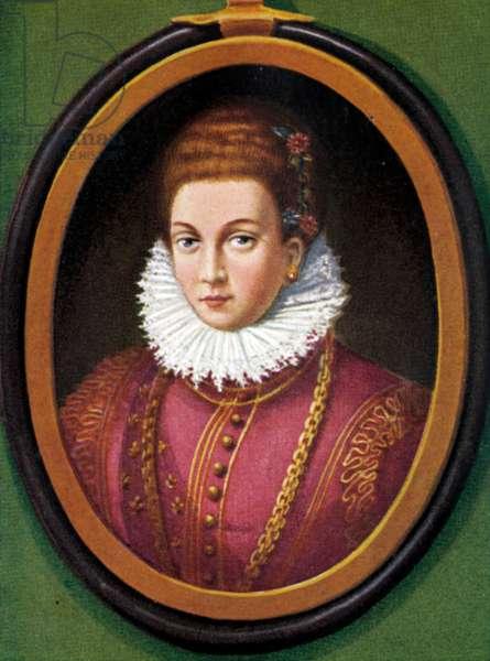 Marie de' Medici Portrait