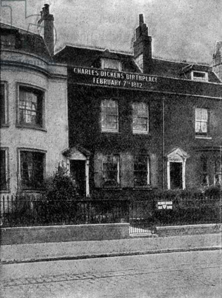 Charles Dickens ' birthplace
