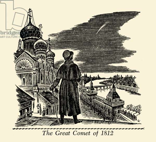 Pierre Bezukhov and the Great Comet