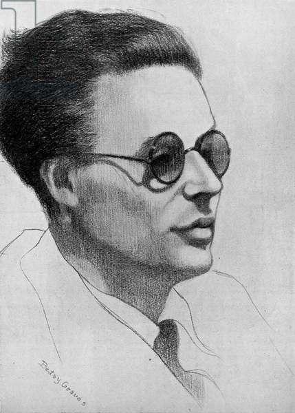 Aldous Huxley - c1931