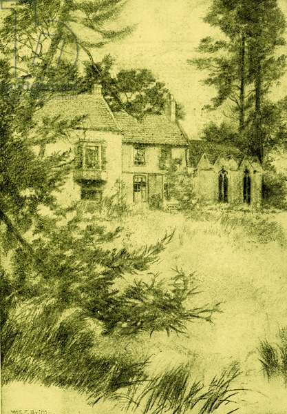 Old Sommersby Rectory -