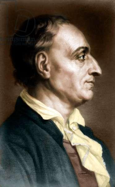 Denis Diderot - profile