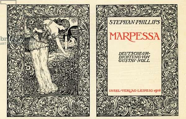 Marpessa by Stephan Phillips