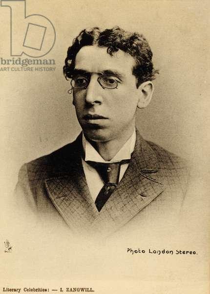 Israel Zangwill English writer