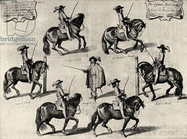 'Méthode et Invention nouvelle de dresser les chevaux'