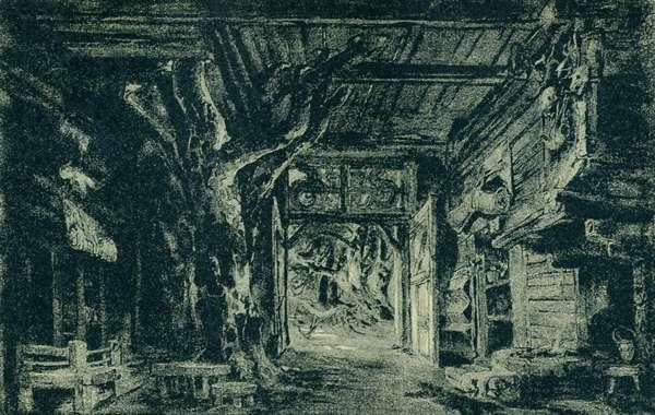 Richard Wagner 's Walküre Act I