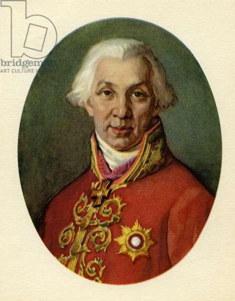 Gavrila Derzhavin