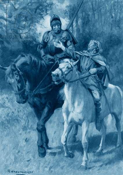 Ivanhoe - by Walter