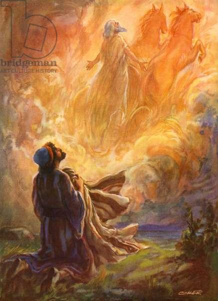 Elijah's chariot of fire