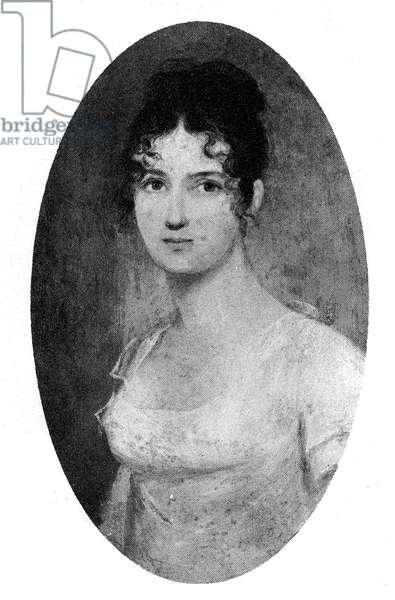 Mrs Allan - foster mother of Edgar Allan Poe