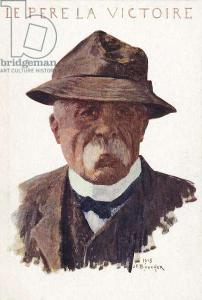 Georges Clemenceau - French