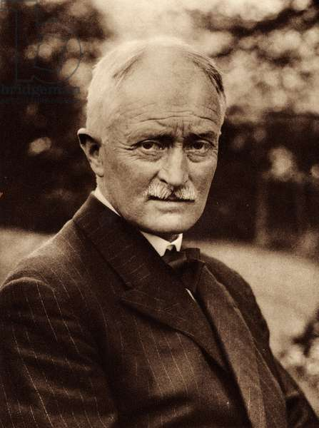 John Masefield - portrait