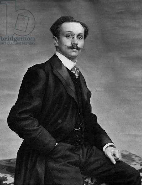 Henry Février  portrait