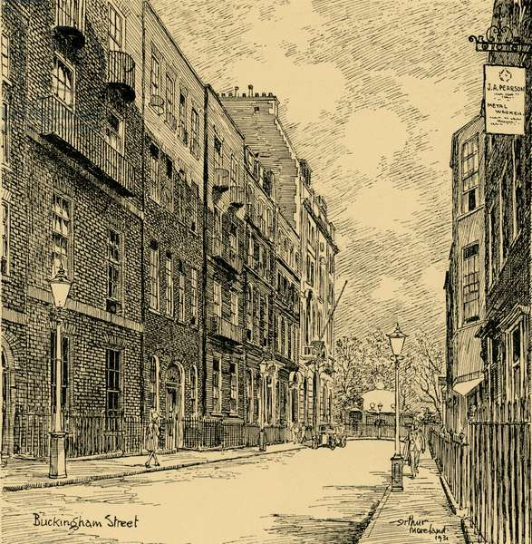 Dickens house, London