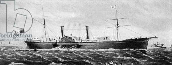 Mark Twain 's 'The Innocents Abroad' steamship