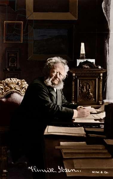 IBSEN Henrik - portrait