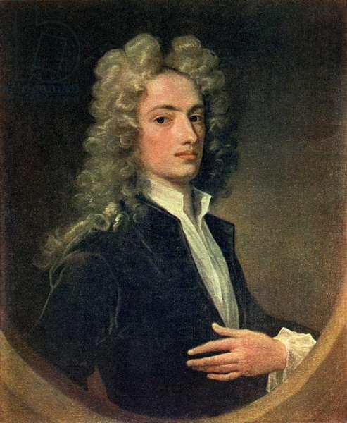 Alexander Pope portrait