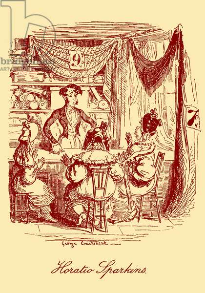'Sketches by Boz' by Charles Dickens