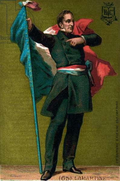Alphonse de Lamartine French