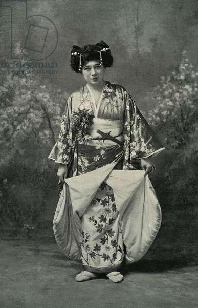 The Geisha by Sidney Jones and Harry Greenbank