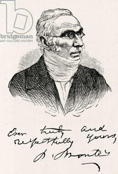 Reverend Patrick Bronte