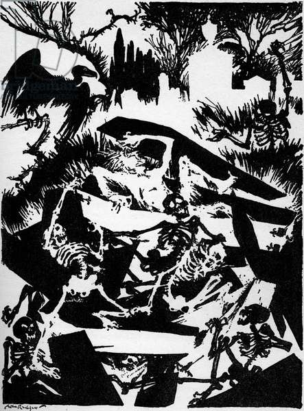 'The Premature Burial' by Edgar Allan Poe