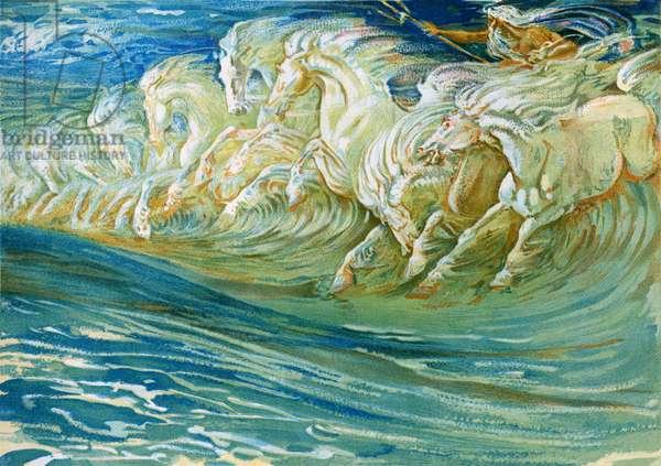 Neptune's Horses Designed by