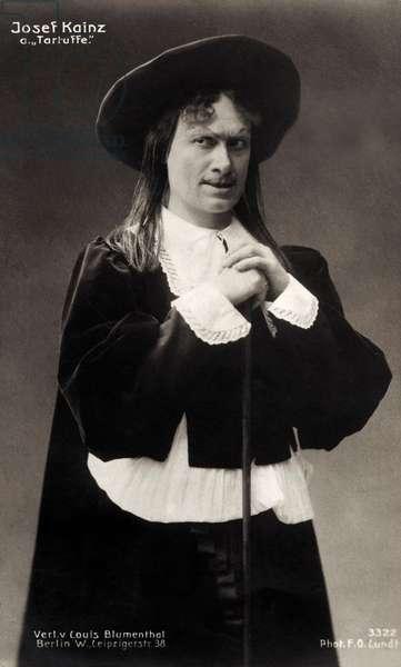Josef Kainz - in