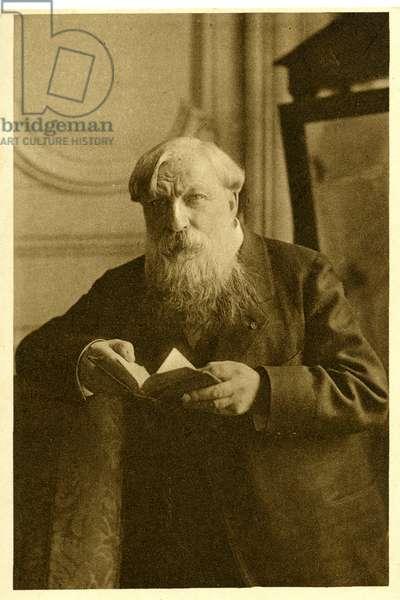 Auguste Rodin - portrait