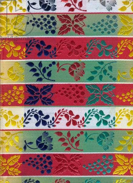 Decorative book cover -