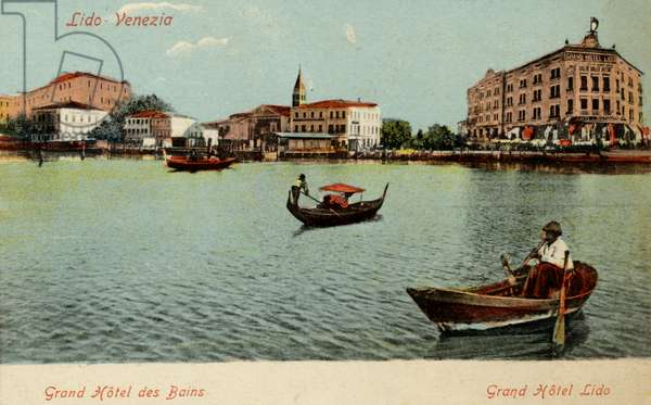 Venice  Lido Grand