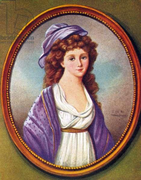 Louise Auguste Wilhelmine Amalie