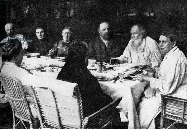 Tolstoy -