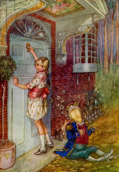 Alice 's Adventures in Wonderland  by Lewis Carroll