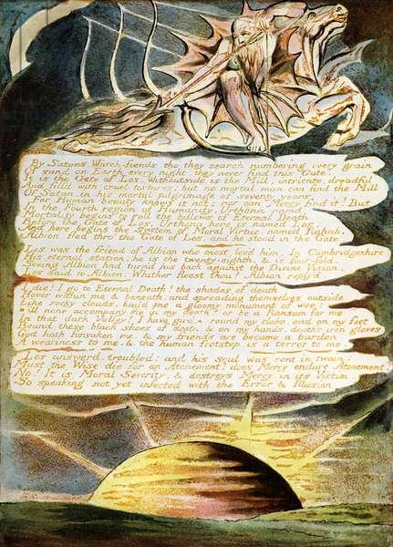 Page 39 of 'Jerusalem' by William Blake