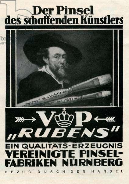 Rubens brushes