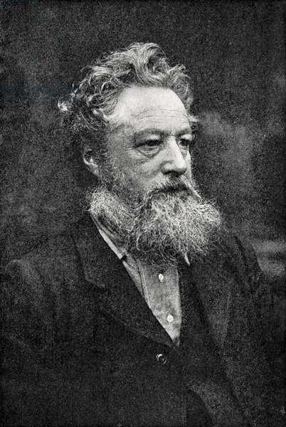 William Morris - portrait