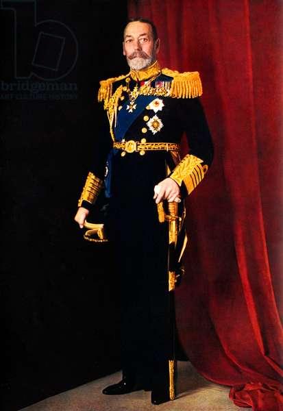 King George V -