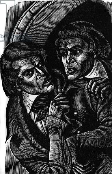 William Wilson, by Edgar Allan Poe