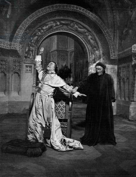 Dante and Clement V