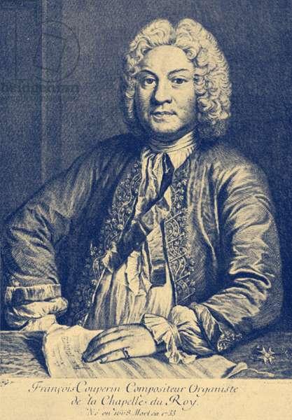 Francois COUPERIN - portrait