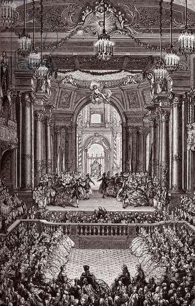 Jean Phillipe Rameau 's Princess of Navarre
