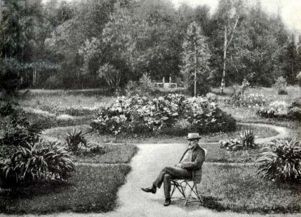 Pyotr Il'ych Tchaikovsky in