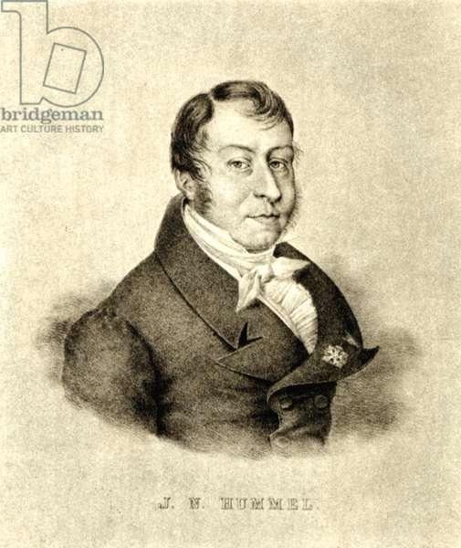 Johann Nepomuk Hummel -