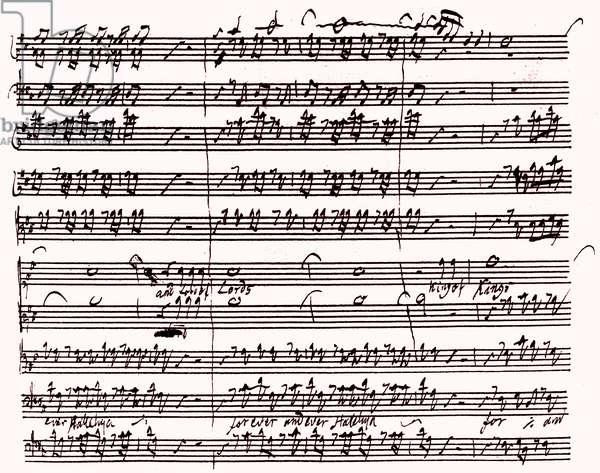George Frideric Handel's