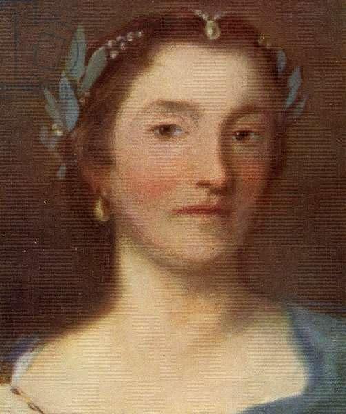 Faustina Hasse (née Bordon)