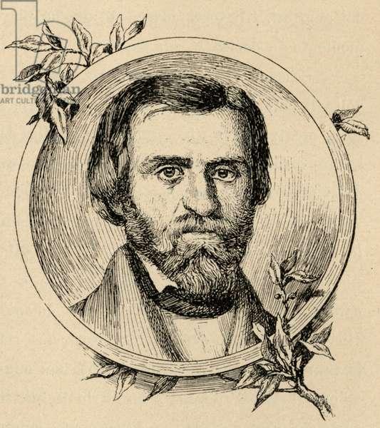 Giuseppe Verdi in 1859